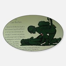 CombatMedicPrayer Decal