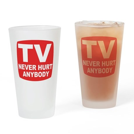 neverhurtanybody Drinking Glass