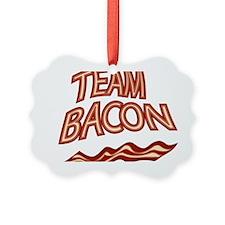 Team Bacon3 Ornament