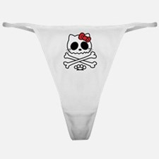 Hello Skully Classic Thong