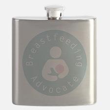 Breastfeeding Advocate - 4 Flask