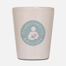 Breastfeeding Advocate - 4 Shot Glass