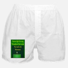 Nurse Retirement Cards Boxer Shorts