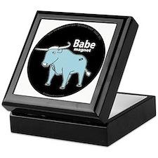 Babe_magnet ( fixed ) Keepsake Box