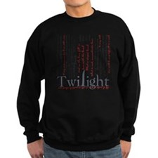 twilight quotes-bLANKET Sweatshirt