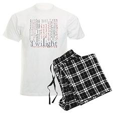 twilight quotes-bLANKET pajamas