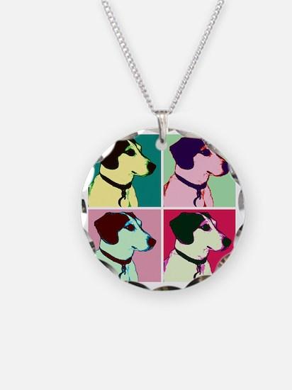 arnie monroe copy Necklace Circle Charm