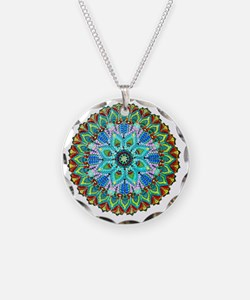 Mandala -Color Necklace