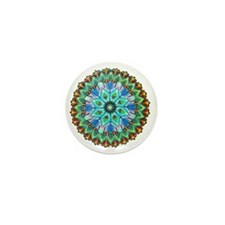 Mandala -Color Mini Button