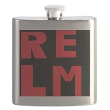relm block letters Flask