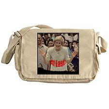 At last round2 Messenger Bag