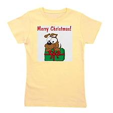 merry_christmas_11 Girl's Tee