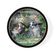 COVER 2011 Photo 84-C CAL TS Wall Clock