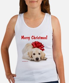 merry_christmas_3 Women's Tank Top
