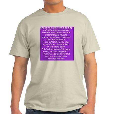 ADSTShirt2 Light T-Shirt