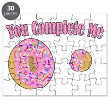 YouCompleteMe Puzzle