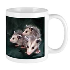 opossum Small Mug