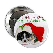 "merry_christmas_1-1 2.25"" Button"