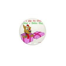 merry_christmas_10-1 Mini Button