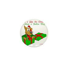merry_christmas_10a-1 Mini Button