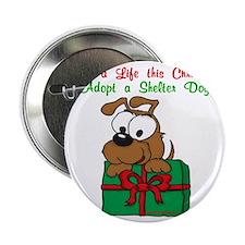 "merry_christmas_11-1 2.25"" Button"