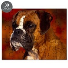 Boxer red note Puzzle