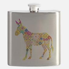 Flower Donkey Flask