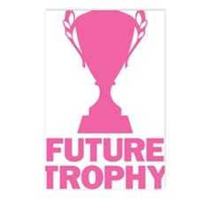 Future Trophy Wife Postcards (Package of 8)