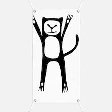 Happy Cat Banner