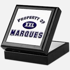 Property of marques Keepsake Box