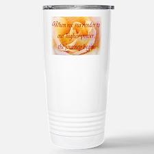 Surrender Stainless Steel Travel Mug