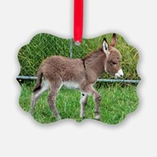 Miniature Donkey Foal Ornament