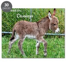 Devoted to Donkeys Puzzle
