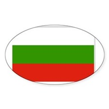 Bulgaria Decal