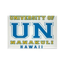UNanakuli-10x10shirt Rectangle Magnet