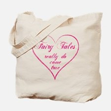 Fairy Tales - hot pink Tote Bag