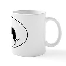 irishwolfhoundsticker Mug