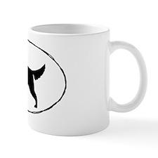 irishsettersticker Mug