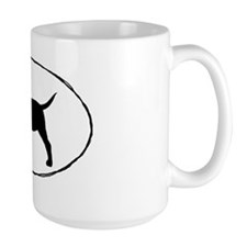 MINIBULLsticker Mug