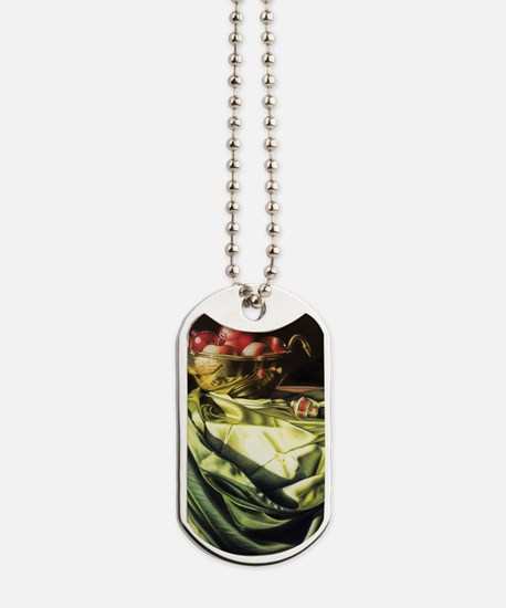 STPRedGreen2R Dog Tags