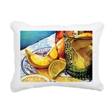 Lemons4Alex Rectangular Canvas Pillow