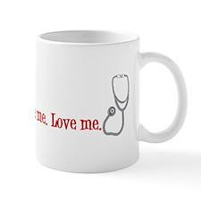 pickmequotewh Mug