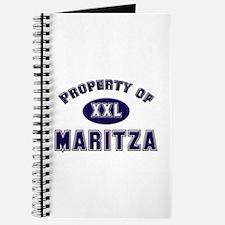 Property of maritza Journal