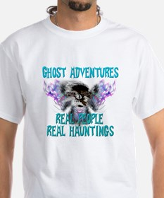Ghost Adventures Whitewings T-Shi Shirt