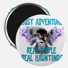 Ghost Adventures Whitewings T-Shirt Magnet