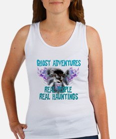 Ghost Adventures Whitewings T-Shi Women's Tank Top