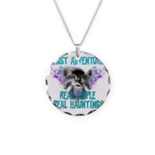 Ghost Adventures Whitewings  Necklace