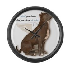 You think you know final Large Wall Clock