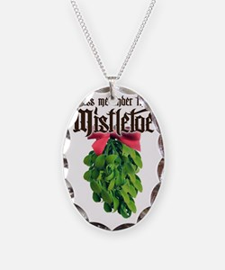 mistletoe2 Necklace