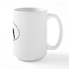 schnauzersticker Mug